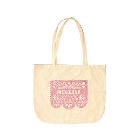 Tote Bag de papel picado