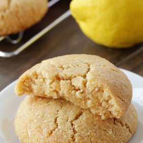 Galletas Keto Lemon Butter - 6pz