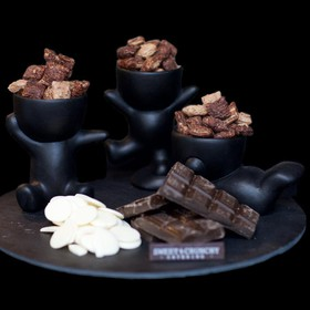 Cereal con Chocolate