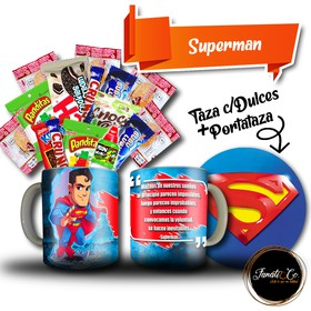Regalo Superman Personalizado