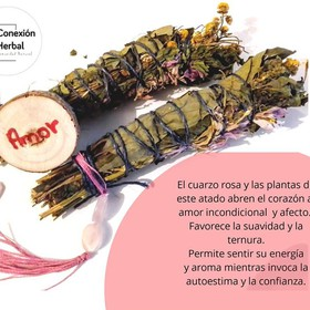 Incienso Herbal / Smudge Stick