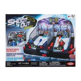 Shoot out hockey