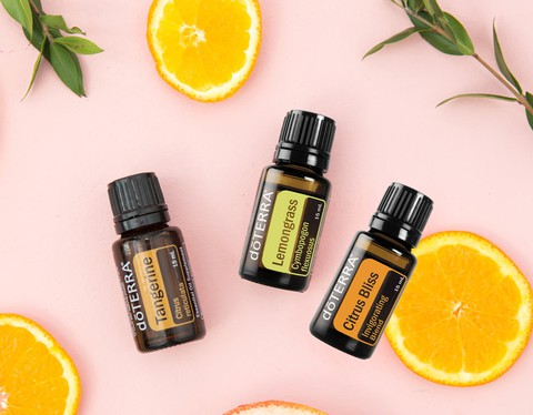 DOTERRA / Kit Cítricos Plus