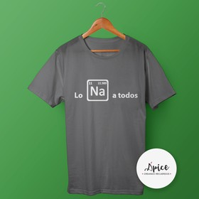Playera - Sodio