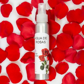 SPRAY FACIAL AGUA DE ROSAS