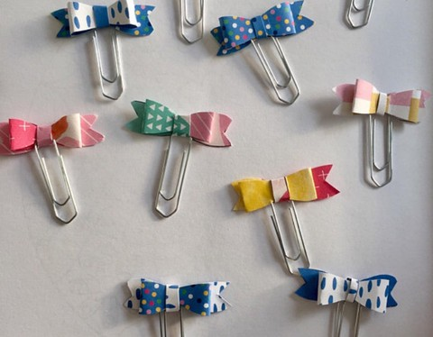 Planner clips
