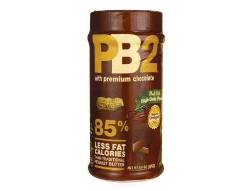 Polvo Cacahuate Low Fat ♥ P2B Chocolate