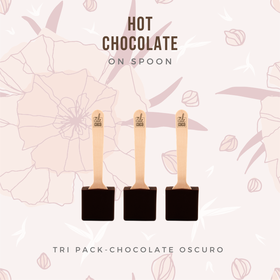 Tripack Chocolate Oscuro