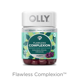 Olly Flawless Complexion Antioxidants-Minerals-Bot