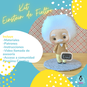 Kit Einstein de Fieltro