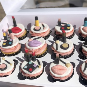 Cupcakes Maquillaje 💄