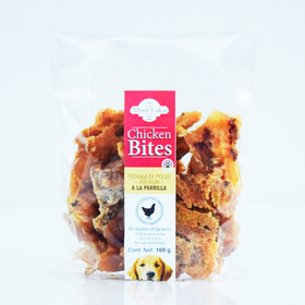 100 g de Chicken Bites. Natural Premium