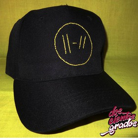 "Gorra Bordada ""Twenty One Pilots"""