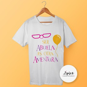 Playera- UP Abuela