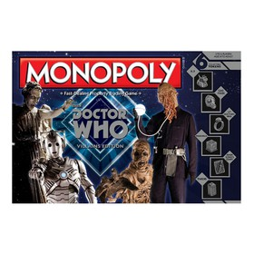 Monopoly villanos doctor who