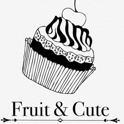 Fruit and cute