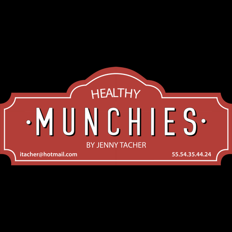 Healthy Munchies by Jenny Tacher